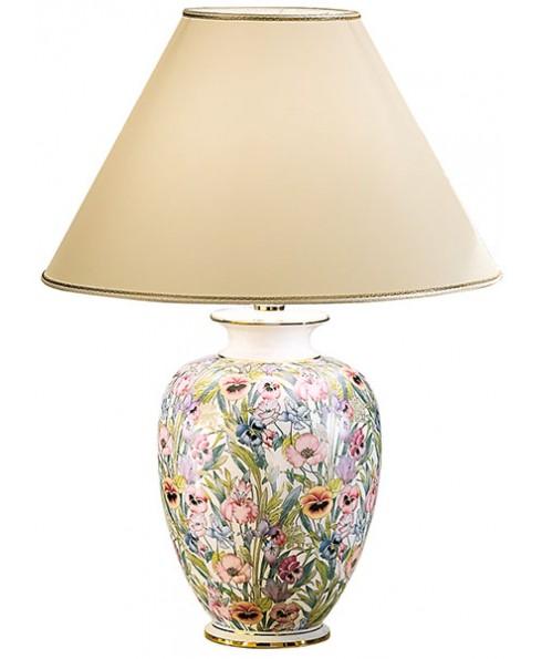 Vasen- und Hockerleuchte GIARDINO-PANSE