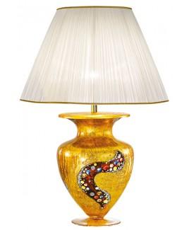 Vasen- und Hockerleuchte ANFORA